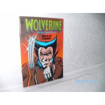 1 Gibi Wolverine Nº1 Mini Em 4 Ediç Frank Miller Ótima Hq Fj