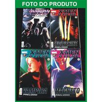 X-men - Quadrinização Oficial Dos Filmes 1 E 2