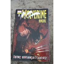 Hq Wolverine Anual 2 Crime, Vingança E Garras!