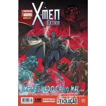 X-men Extra N° 22 Totalmente Nova Marvel