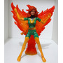 Fênix - Phoenix - Jean Grey - Marvel Legends - Toy Biz