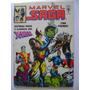 Marvel Saga No.3 Fev 92 Histórias Clássicas X-men Ed Abril