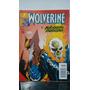 Hq Wolverine & Motoqueiro Fantasma Nº 22 - Ed. Abril Rjhm