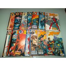 X-men Extra - Ed. Panin - Vários Números