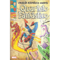 Coleção Histórica Marvel: Quarteto Fantástico Vol. 04