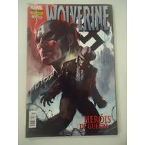Wolverine #47 Ano 2008 Panini
