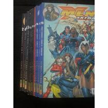 X-men Extra-panini Comics 2 Ao 19 R$ 7,00 Cada.