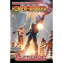 Marvel Millennium N° 11 Homem-aranha Os Supremos Panini Mc