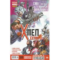 X-men Extra 06 Nova Marvel - Gibiteria Bonellihq Cx 89