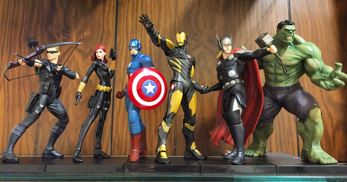 [Off] Pizii Toys - Lote 102 Marvel-now-avengers-vingadores-6-pecas-110-kotobukiya-artfx-497211-MLB20517460360_122015-F