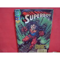 Formatinho Edição Colecionador Raridade Superboy Nº 01