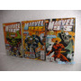 3 Hqs Marvel 98 Nºs 9-10-11 Edit-abril 1998 Valor Do Lote Fj