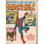 Superalmanaque Marvel Nº 1 - Ano 1989 - Ed. Abril - Raro