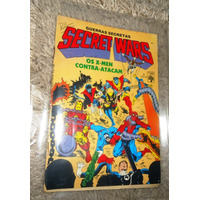 Secret Wars (guerras Secretas) N° 5, Raridade Editora Abril