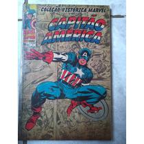 Coleção Histórica 1 Capitão América.