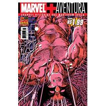 Marvel + Aventura: Coleção Completa - Panini (novo)