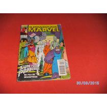 Hq Gibi Superaventuras Marvel Nº139 Surfista Prateado Na Fil
