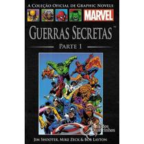 Col Salvat Guerras Secretas - Parte 1 - Novo/lacrado