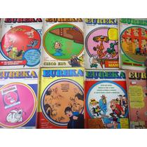 Eureka A Revista Dos Quadrinhos Nº 03 - Editora Vecchi Raro