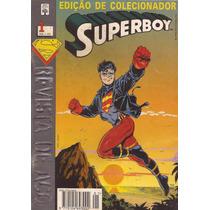 Superboy Nº 01 - 1994 Edição De Colecionador / Abril