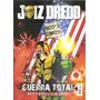Mythos - Juiz Dredd Guerra Total História Completa