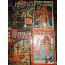 Revista Ficção Fantasia Nº 10 - Sexo No Futuro - Grafipar