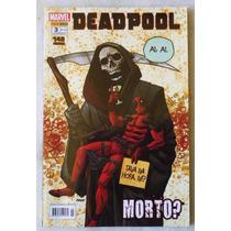 Deadpool Nº 3 Panini Novo