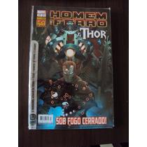 Homem De Ferro & Thor # 17 - Marvel Comics - Panini