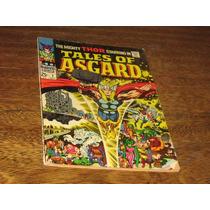 O Poderoso Thor Tales Of Asgard Nº 1 Out/1968 Em Inglês