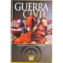 Vingadores - Guerra Civil Encadernado Marvel Novo Rnhq