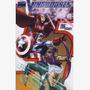Os Vingadores Anual # 1 E 2 - Novo