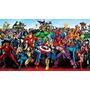 X-men, Hulk, Capitão América, Homem Aranha Etc...