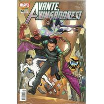 Gibi Panini: Avante, Vingadores #54 - Marvel - Bonellihq