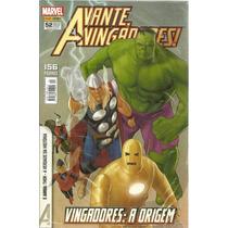 Gibi Panini: Avante, Vingadores #52 - Marvel - Bonellihq