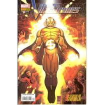 Os Novos Vingadores 35 Panini Marvel Comics Bonellihq