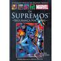 Hq-marvel:os Supremos:segurança Nacional-graphic Novels