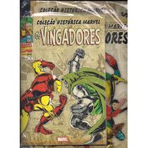 Hq Marvel - Coleção Histórica Marvel - Os Vingadores Vol.05