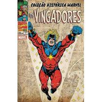 Coleção Histórica Marvel Os Vingadores N° 1