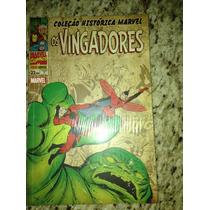 Coleção Histórica Marvel Vingadores 07