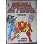 Grandes Heróis Marvel Homem De Ferro Nº20 Ed Abril Ano 1988