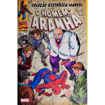 Coleção Histórica Marvel N° 6 - Homem Aranha Hq Panini Rnhq