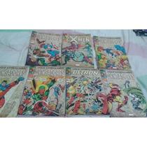 Coleção Historia Marvel Vingadores