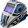 Máscara De Solda Automática Gtf-6085 C/lente 718g +3 Brinde