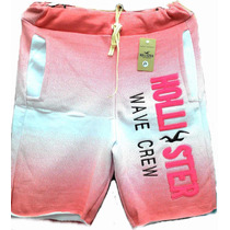 Bermuda Shorts Hollister Abercrombie &fith Moletom Masculina