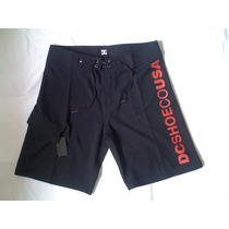 Boardshorts Dc Shoe Co Usa- 60.01.1846 Nova