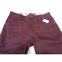 Calça Jeans Calvin Klein Masculina Skinny Com Lycra+frete G!