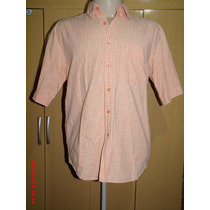 Camisa Xadrez Country Club (masc) Tam; M R$ 30,00