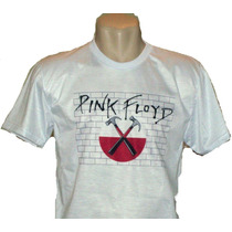 Camisa Pink Floyd Camiseta Bandas Comum E Baby Look Feminina