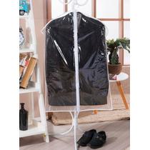 Kit 15 Capas Protetoras Terno E Roupas Com Zíper 98cm X 58cm