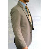 Terno Masculino Corte Slim Tecido Casimira Fabrica Dml Modas